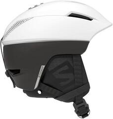 Salomon Pioneer C.Air Ski Helmet White/Black