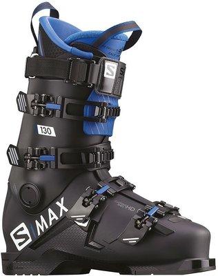 Salomon S/MAX 130 Black/Race Blue 28/28,5 19/20