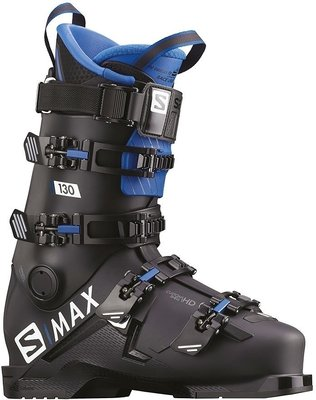 Salomon S/MAX 130 Black/Race Blue 29/29,5 19/20