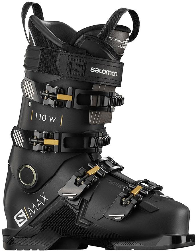 Salomon SMAX 110 W BlackGold Glow 2424,5 1920