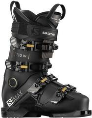 Salomon S/MAX 110 W Black/Gold Glow