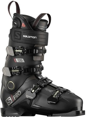 Salomon S/PRO 120 CHC Black/Belluga/Red 28/28,5 19/20