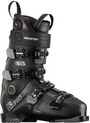 Salomon S/PRO 120 CHC Black/Belluga/Red
