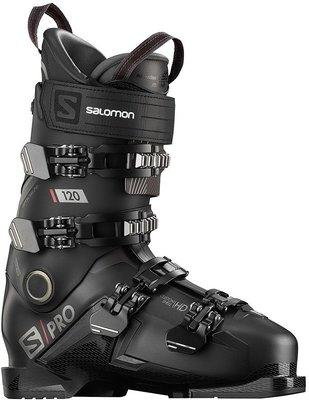 Salomon S/PRO 120 Black/Belluga/Red 30/30,5 19/20
