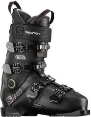 Salomon S/PRO 120 Black/Belluga/Red