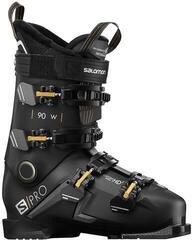 Salomon S/PRO 90 W Black/Belluga/Gold