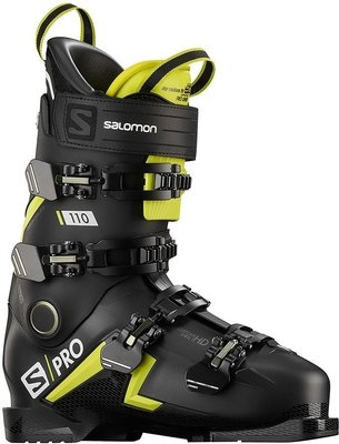Salomon S/PRO 110 Black/Acid Green/White 27/27,5 19/20