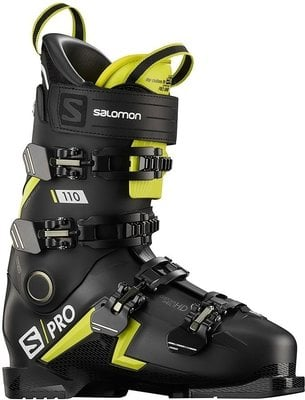 Salomon S/PRO 110 Black/Acid Green/White 29/29,5 19/20