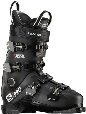 Salomon S/PRO 100 Black/Belluga/Red 27/27,5 19/20