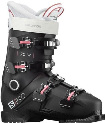 Salomon S/PRO 70 W Black/Garnet Pink/White 23/23,5 19/20