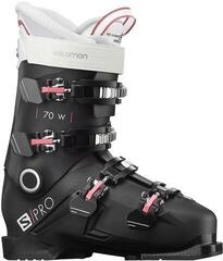 Salomon S/PRO 70 W Black/Garnet Pink/White