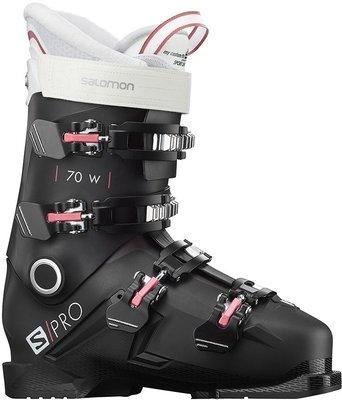 Salomon S/PRO 70 W Black/Garnet Pink/White 24/24,5 19/20