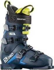 Salomon S/PRO 120 Petrol Blue/Race Blue/Acid Green
