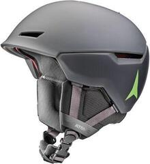 Atomic Revent+ LF Ski Helmet Grey/Green
