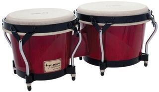 Tycoon Supermo Series Bongos Red