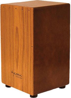 Tycoon TK-29 Box Cajon Siam Oak & Asian Hardwood Frontplate