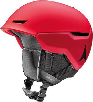 Atomic Revent+ LF Ski Kaciga Red L