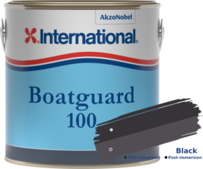 International Boatguard 100 Čierna