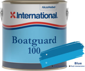 International Boatguard 100 Blue