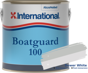 International Boatguard 100 Dover White