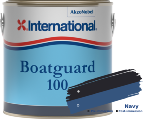 International Boatguard 100 Navy