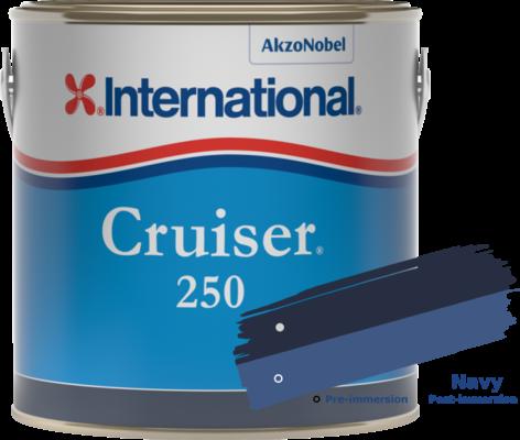 International Cruiser 250 Navy 750ml
