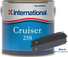 International Cruiser 250 Noir