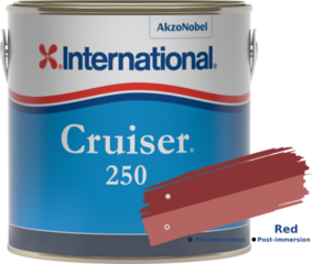 International Cruiser 250 Rouge