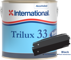 International Trilux 33 Čierna