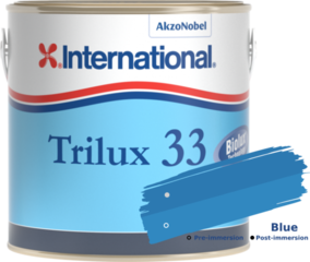 International Trilux 33 Blau