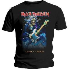 Iron Maiden Unisex Tee Eddie on Bass XXL