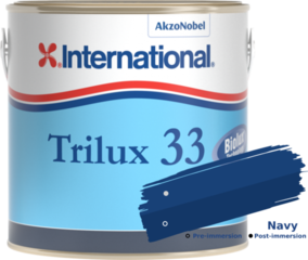 International Trilux 33 Navy