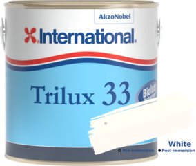 International Trilux 33 Weiß