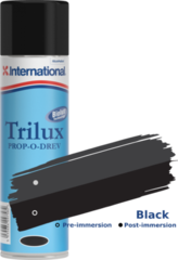 International Trilux Prop-O-Drev Black