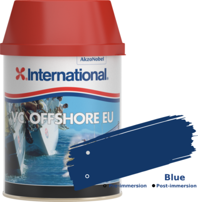 International VC Offshore Blue 750ml