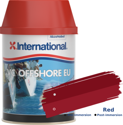 International VC Offshore Red 750ml