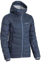 Atomic Ridgeline Hybrid Down Womens Insulated Jacket Dark Blue