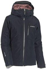 Atomic Savor 2L Gore-Tex Womens Ski Jacket Darkest Blue