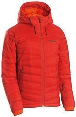 Atomic Ridgeline Hybrid Down Mens Insulated Jacket Dark Red