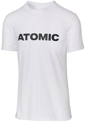 Atomic Alps Mens T-Shirt White L 19/20