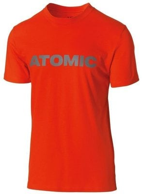Atomic Alps Mens T-Shirt Bright Red L 19/20