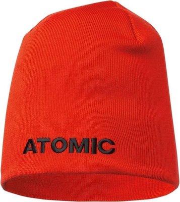 Atomic Alps Beanie Bright Red Uni 19/20