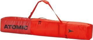 Atomic Double Ski Bag Bright Red/Dark Red 19/20