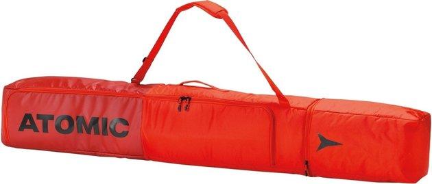 Atomic Double Ski Bag Bright Red/Dark Red 19/20