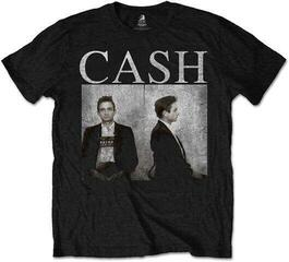 Johnny Cash Unisex Tee Mug Shot M