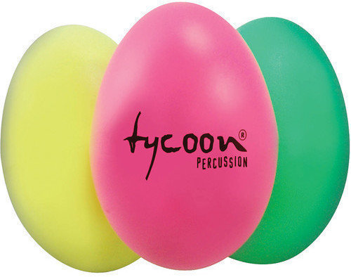 Tycoon Triple Egg Shaker