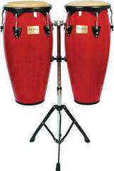Tycoon STC-2 Supremo Series Congas Red
