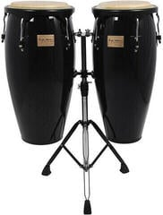 Tycoon STC-2 Supremo Series Congas Black