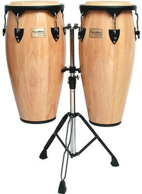 Tycoon STC-2 Supremo Series Congas Natural