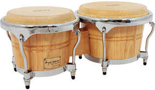 Tycoon Concerto Series Bongos Natural